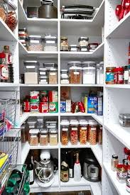 kitchen pantry organizer ideas pantry organization ideas food storage containers and wire baskets