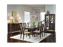 najarian westwood dining transitional dining table with one leaf