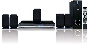 dvd vcr home theater system amazon com sylvania 5 1 ch blu ray dvd player home theater