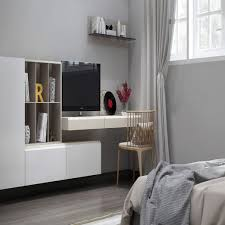 Bedroom Makeover On A Budget Writing Desk Bedroom Bedroom Makeover On A Budget