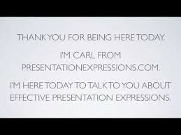 how to start a powerpoint presentation speech closing remarks for
