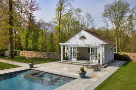 pool house pool house traditional pool new york by sean o kane aia