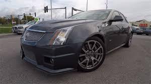 2009 cadillac cts v horsepower pre owned 2009 cadillac cts v base 4d sedan in st charles j6466a