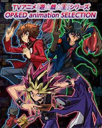 tv size yu gi oh series op u0026ed animation selection yu gi oh