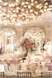 pink white gold wedding pink and white flower arrangements pink and white wedding