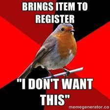 Retail Robin Meme - 246 best retail robin images on pinterest office humor work