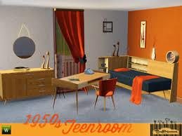 50s Bedroom Furniture by Sims 3 Kids Bedroom Sets