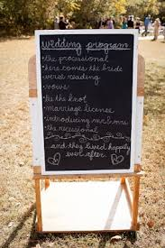 Wedding Program Chalkboard 24 Best Chalkboard Art Images On Pinterest Wedding Chalkboards