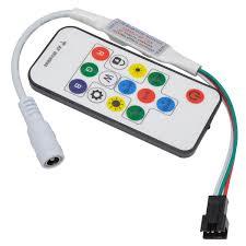 led strip lights remote rf rgb controller ebay