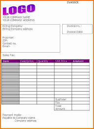 Invoice Template For Designers by Graphic Design Invoice Template Graphic Design Jpg Scope Of Work