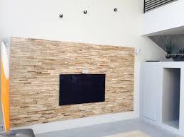 revetement mural bois panneaux muraux java