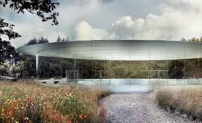New Apple Headquarters New Apple Headquarters The Best Office Building In The World