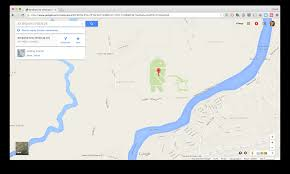 How To Map A Route On Google Maps by There U0027s An Android On Apple On Google Maps