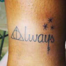 always contrariwise literary tattoos h to the p to the o t t