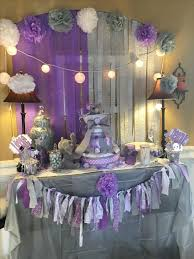 purple owl baby shower decorations baby shower decoration in purple utnavi info