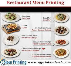 270 best restaurant menu printing images on pinterest menu