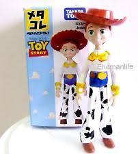 metacolle disney toy story jessie figure takara tomy japan