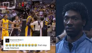 Roy Hibbert Memes - utah s trevor booker slapped roy hibbert draymond green loved it