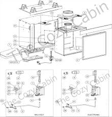 Gas Fireplace Burner Replacement by Gas Fireplace Burner Parts Assemblies U Parts Firepartscom Jennair