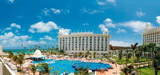 hotel riu palace aruba hotel palm beach todo incluido