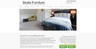 Contract Bedroom Furniture Manufacturers Web Sites Strata Furniture