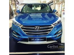 harga hyundai tucson malaysia hyundai tucson 2016 executive 2 0 in selangor automatic suv blue