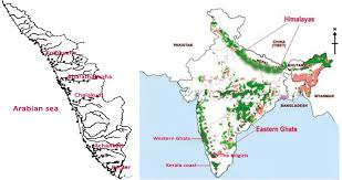 eastern and western ghats soil depth profiles and radiological assessment of natural