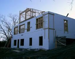 logix icf modern house plans design mid century modern style