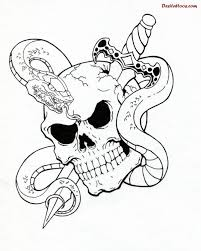 best 25 pirate skull tattoos ideas on pinterest pirate skull
