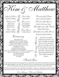 printable wedding programs 35 best printable wedding programs images on wedding