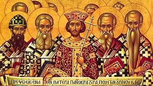 Ecumenical Councils Of The Catholic Church Definition I Believe Sunday Of The Holy Fathers Of The Ecumenical Council