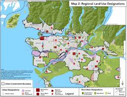 Map Vancouver Canada by Our Tiny Region Is Geography A Factor In Vancouver U0027s