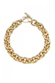 gold chunky necklace images Chunky gold necklace jpg