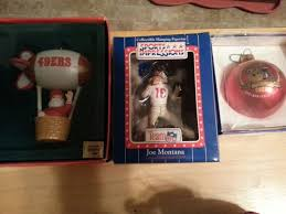 49ers vintage ornaments household in sunnyvale ca