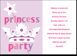 princess party invitations orionjurinform com