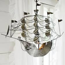 Potterybarn Chandelier Junk Gypsys Dreamer Ship Chandelier Pbteen