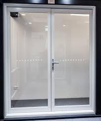 aluminium glass doors castle hill showroom aluminium and timber windows u0026 doors photos