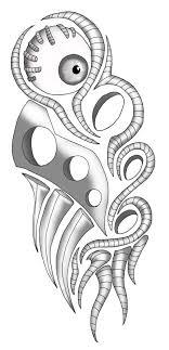 biomechanical by lynamachine on deviantart