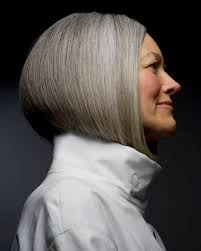 hairstyles with grey streaks photos of gorgeous gray hairstyles