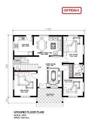 Kerala Style 3 Bedroom Single Floor House Plans House Plan Kerala Style Free Home Design Colonial Luxury Designs