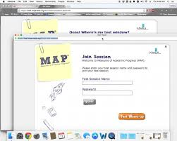 Map Nwea Login Proctoring A Map Test Session Youtube