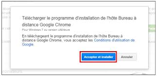 windows 7 bureau à distance contrôler un ordinateur à distance avec chrome je me
