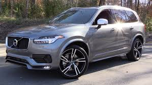 volvo xc90 2016 volvo xc90 t6 r design start up test drive and in depth