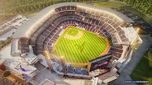 Atlanta Braves Parking Map by Media Resources Atlanta Braves