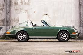 1972 porsche 911s targa german cars for sale