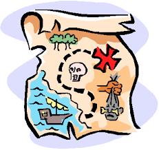 treasure map clipart pirate treasure map clipart clipart panda free clipart images