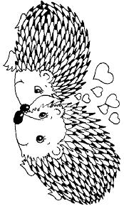 hedgehog coloring free animal coloring pages sheets hedgehog