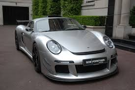 porsche ruf ctr3 ruf ctr3 with 1 200 km for sale