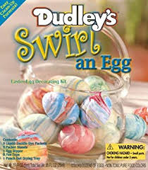 Easter Games Decorate An Egg by Amazon Com Dudley U0027s Swirl An Egg Easter Egg Decorating Kit Toys