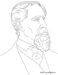 charles dickens coloring pages hellokids com